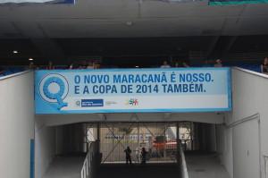 Stadionul Maracana s-a pregătit pentru finala din 2014
