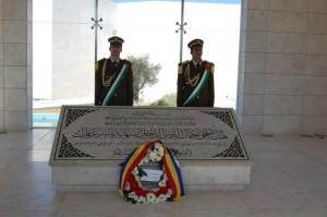 Mormântul lui Yasser Arafat